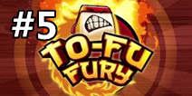 愤怒的豆腐第五章全关卡通关攻略