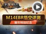 4399生死狙击M14EBR悟空精彩评测第42期