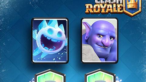 皇室战争更新预告2:增加4张新卡牌