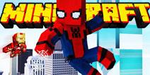 【动漫】我的世界如果加入蜘蛛侠