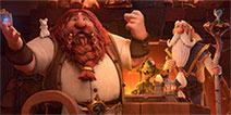 炉石传说最新动画短片:炉石与家