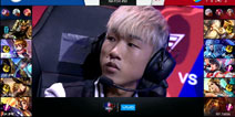王者荣耀KPL秋季赛GK0-2WF第二场