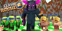 【怪物学园】我的世界皇室战争