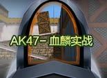 火线精英宝哥-AK47血麟ACE十三区