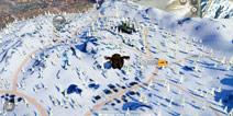 荒野行动新版本试玩 新地图画面超级棒视频