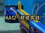 火线精英宝哥-你没见过的AA12-放逐