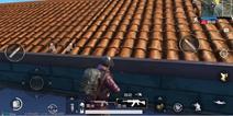 绝地求生刺激战场圆顶仓库上屋顶视频