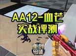 火线精英可乐_AA12-血芒实战评测