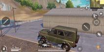 绝地求生刺激战场小绵羊卡进吉普车bug视频