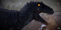 方舟生存介绍第18期:南方巨兽龙 黑斑瞪羚视频