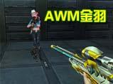 火线精英AWM-金羽实战评测_可乐