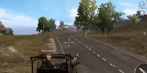 【玩家投稿】灵异bug!空中悬浮汽车视频