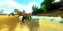 方舟更新:来自沼泽深处的恐惧 【黑斑瞪羚】视频