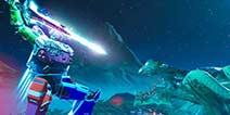 第九赛季最终剧情:机器人大战怪兽视频