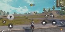 和平精英摩托车投掷bug视频