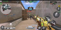 生死狙击手游这是我玩过M4伤害最高的步枪了